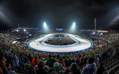 Eisschnelllauf-WM in Amsterdam