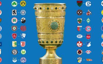DFB-Pokal-Auslosung 1. Runde