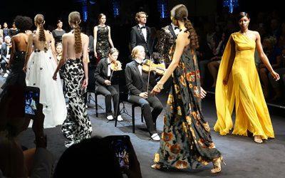 Fashion Week öffnet ihre Tore