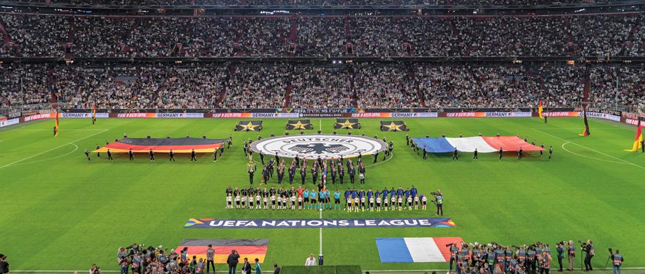 Deutschland glücklos!