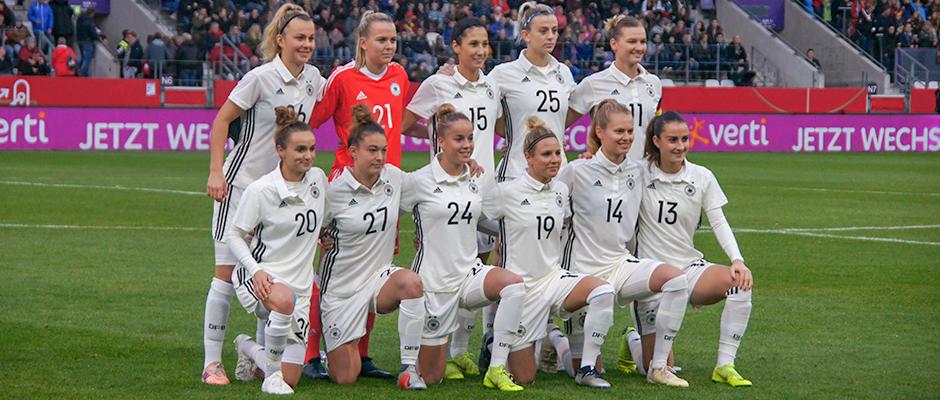 DFB Frauen besser als die DFB Männer?!