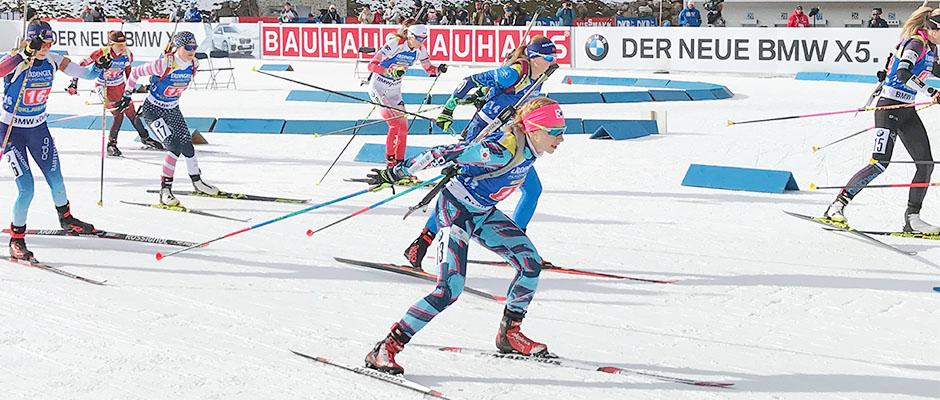 Auftakt Biathlon Weltcup 2019