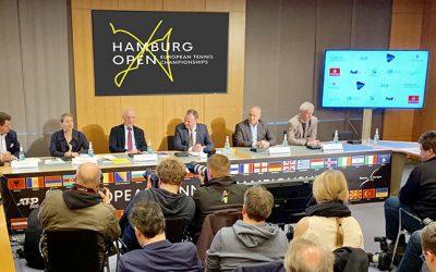 Hamburg Open werden European Tennis Championships