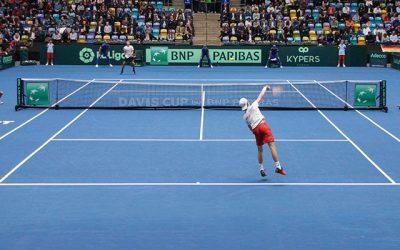 Davis Cup: Deutsches Doppel in der Finalrunde