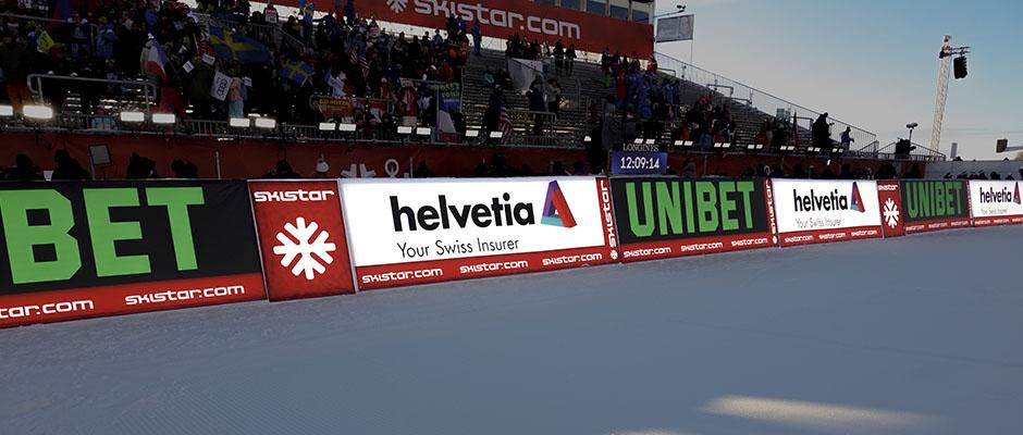 Weltneuheit bei der Alpinen Ski WM in Åre