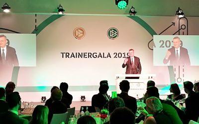 Florian Kohfeldt als DFB Trainer des Jahres gekührt