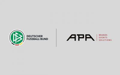 DFB setzt auf APA-Qualität