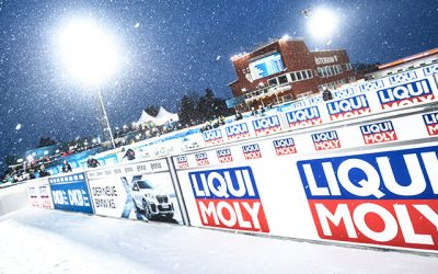 Biathlon-WM 2019 in Östersund