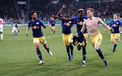 Die Nordlichter leuchten im DFB-Pokal Viertelfinale auf
