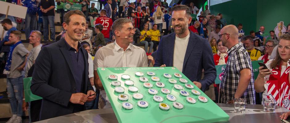 2. POKAL-RUNDE AUSGELOST Kracher für BVB, Bayern muss nach Bochum