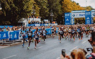 Berlin: Um zwei Sekunden – Läufer verpasst Marathon-Weltrekord