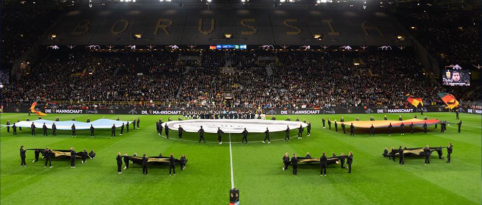 Deutschland vergibt Sieg gegen Argentinien
