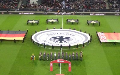 DFB-Elf löst Ticket für die EM 2020