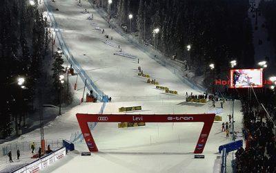 Slalom-Saisonauftakt in Levi