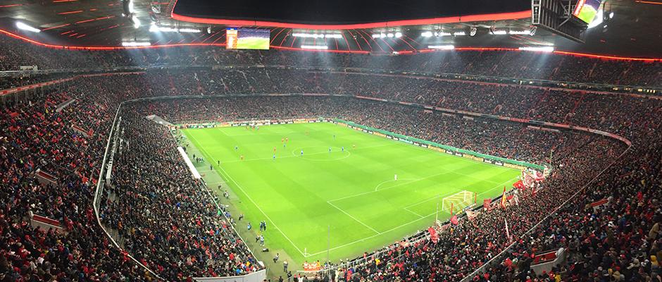 DFB Pokal voller Überraschung
