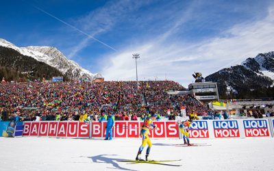 Biathlon WM in Antholz zu Ende