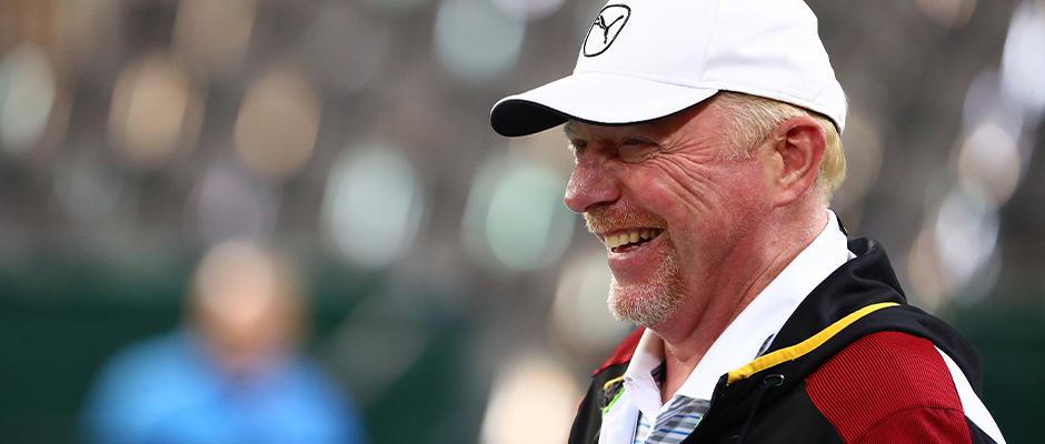 Davis Cup – Boris kann wieder lachen