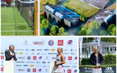 Wimbledon-Feeling in Bad Homburg