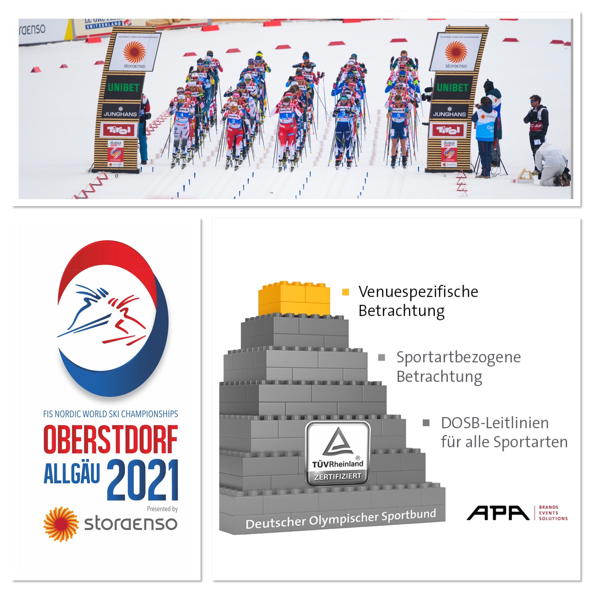 Nordische Ski-WM beauftragt Hygienekonzept