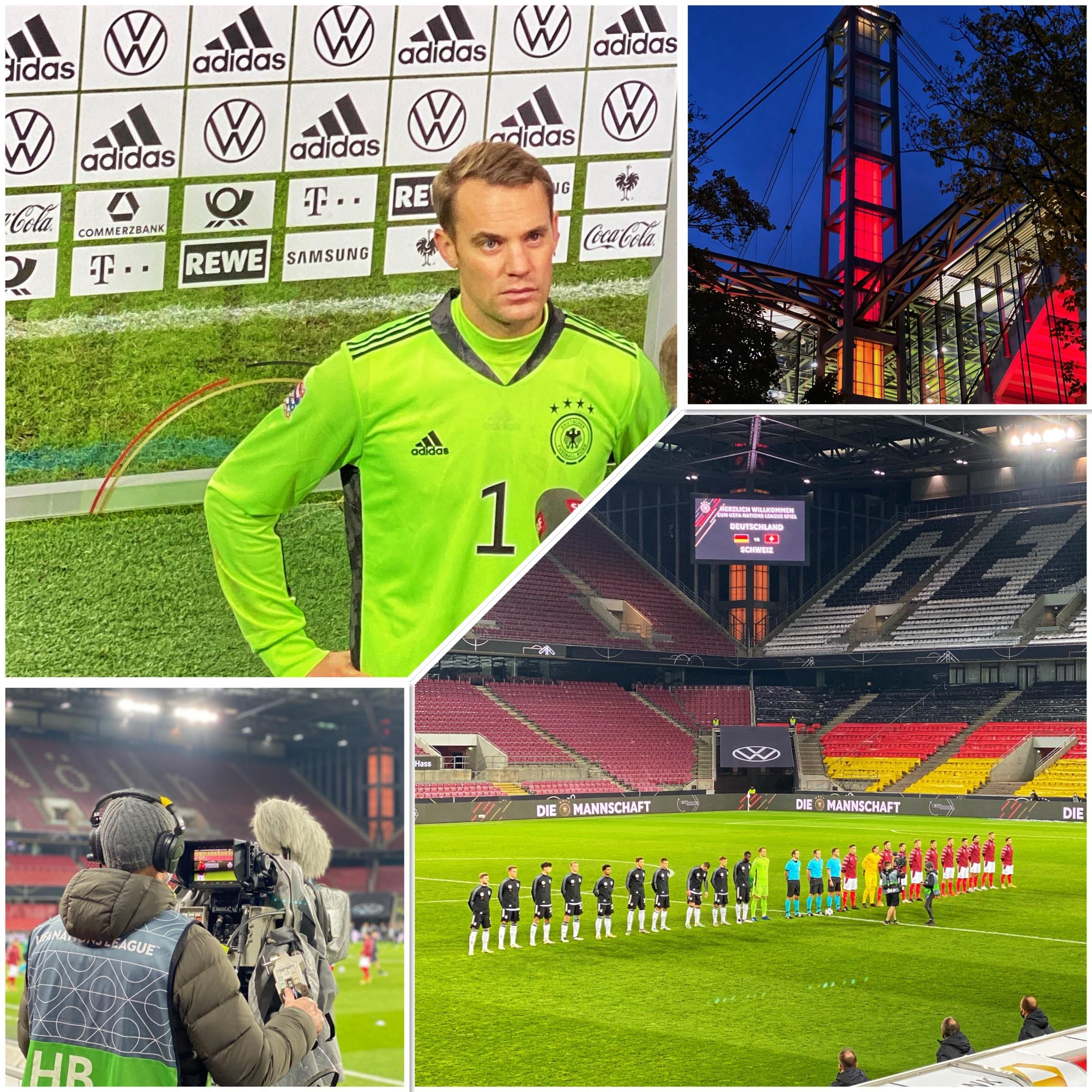 Konfuse deutsche Elf – Gegen die Schweiz nur 3:3
