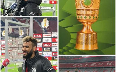 Choupo-Moting trifft doppelt. Bayern glanzlos weiter