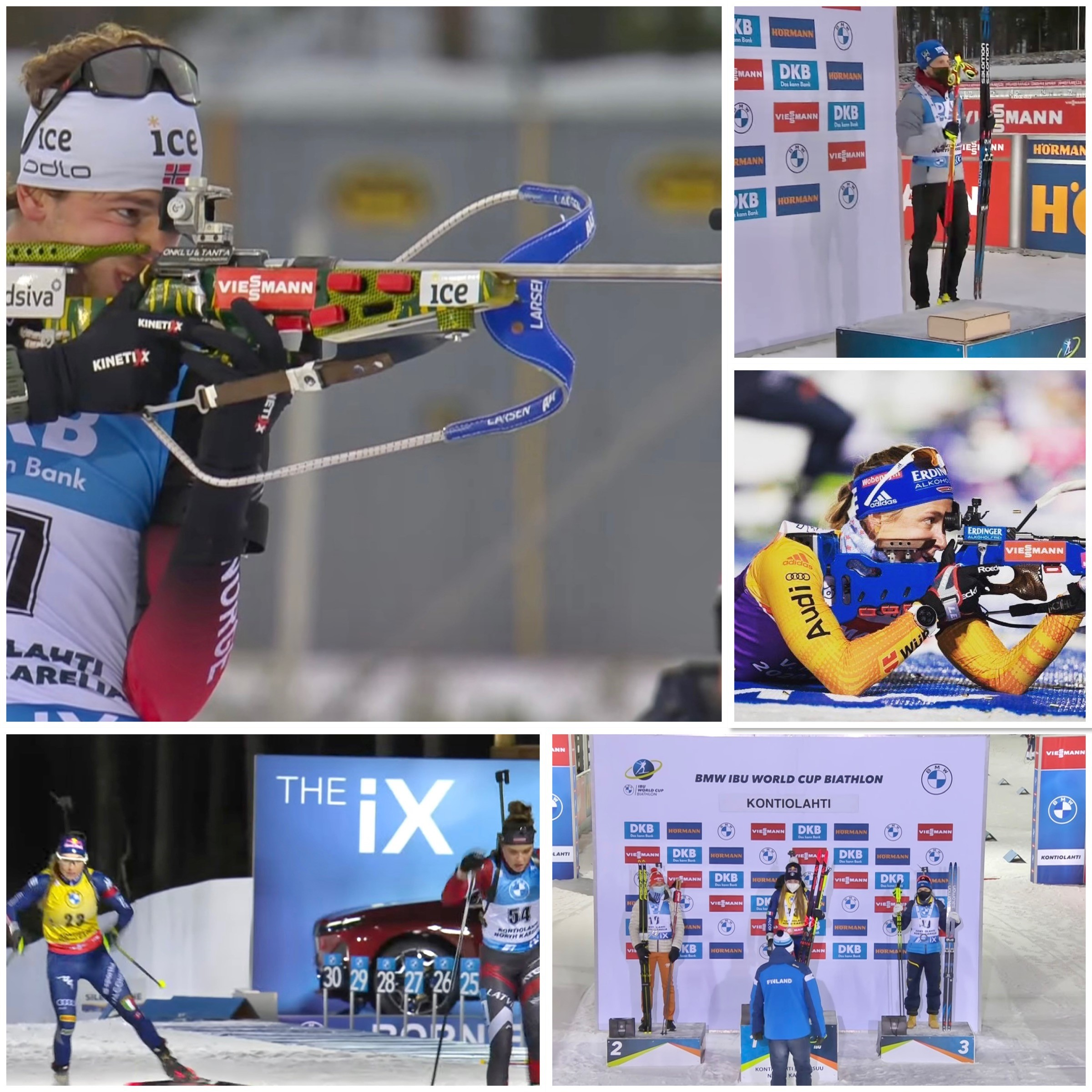Biathlon Weltcup Auftakt