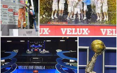 Vierschanzen Tournee ./. Champions League