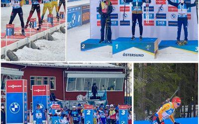Biathlon-Weltcup Saisonabschluss in Schweden