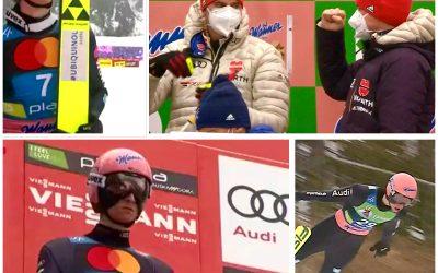Karl Geiger triumphiert beim Weltcup-Finale in Planica