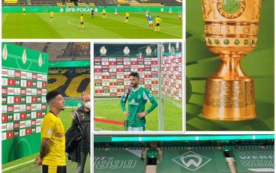 DFB-Pokal Finale wird ein Fußballfest!