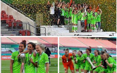 Wolfsburg gewinnt umkämpftes Finale