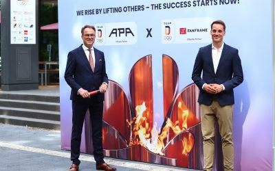 APA ist Offizieller Partner von Olympia Team Deutschland
