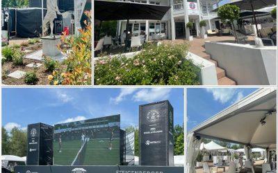 Wimbledon grüßt aus Bad Homburg