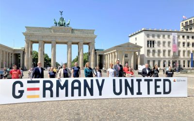 """Deutsche Sporthilfe startet Kampagne """"Germany United"""""""