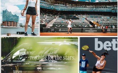 Hamburg European Open haben sich verdoppelt