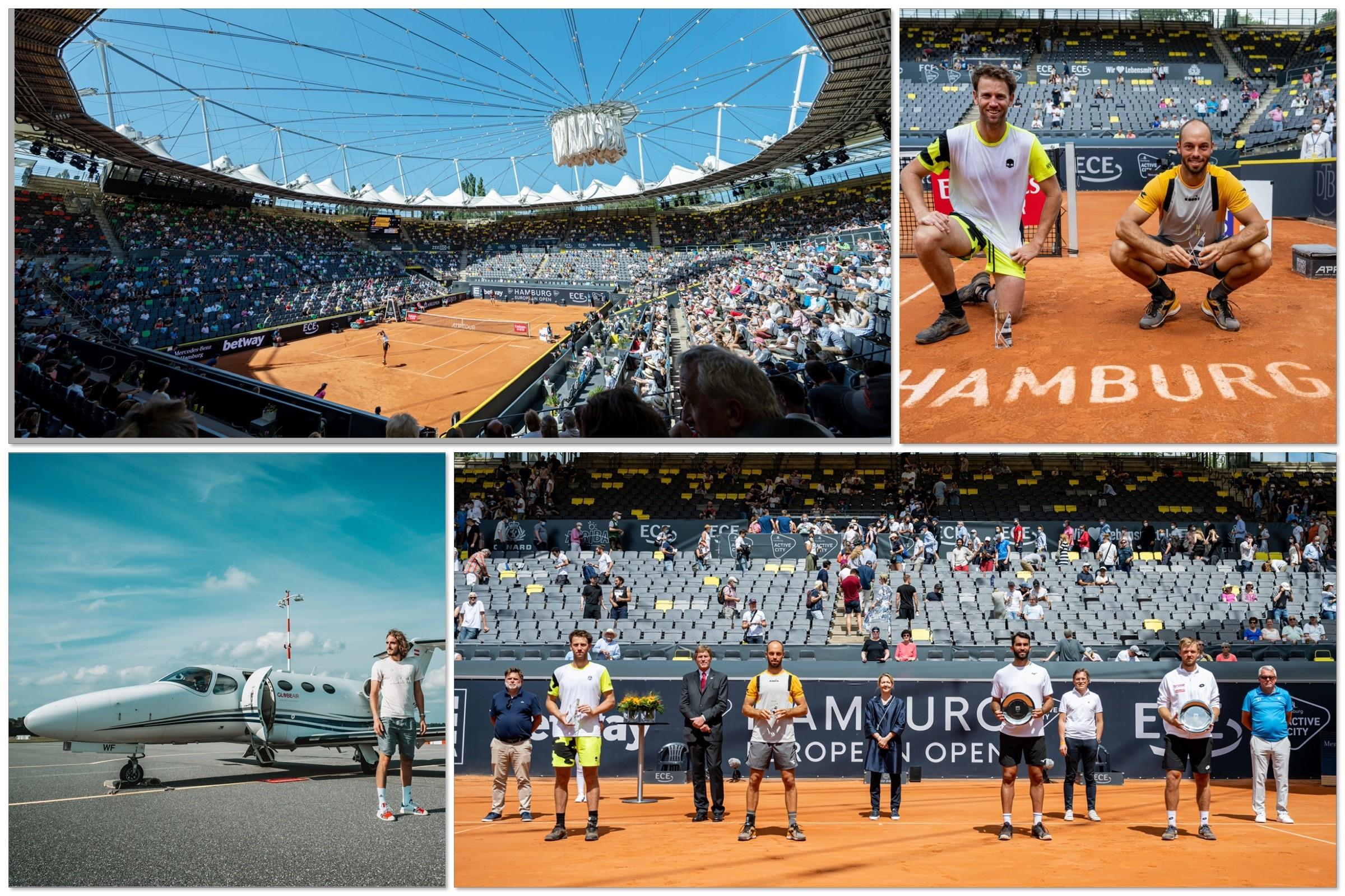 Pablo Carreño Busta gewinnt Hamburg European Open