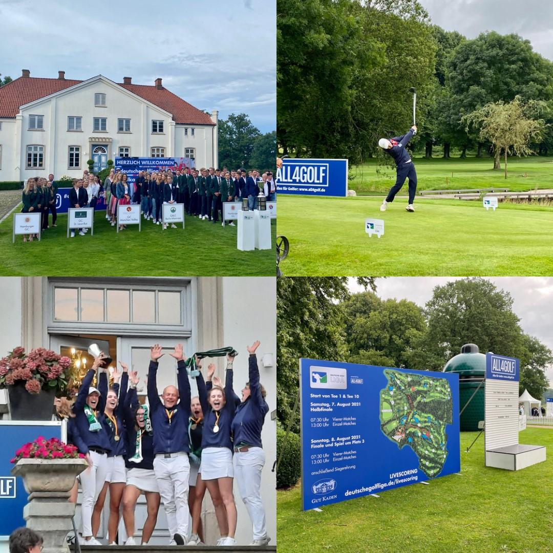 Das Top-Event der Elite des deutschen Golfsports!