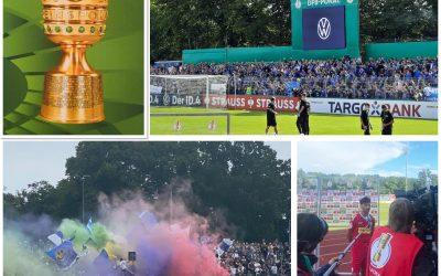 DFB-Pokal endlich wieder mit Zuschauern