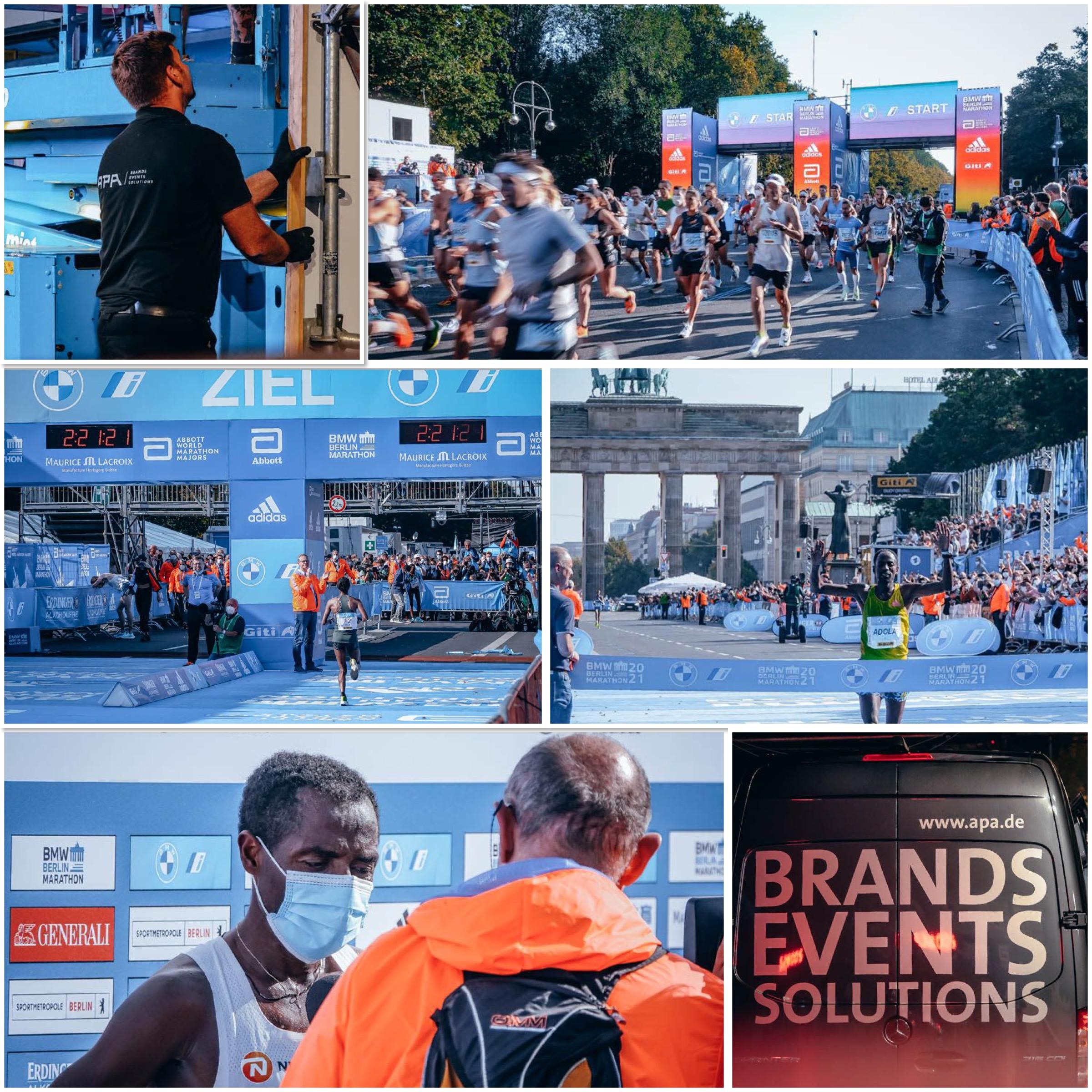 BMW Berlin Marathon trotz Pandemie