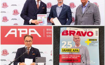 25 Jahre Thomas Eich bei APA – Eine Würdigung